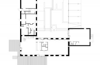 Jeanne Dekkers ARchitectuur_Banholt_plan groud floor